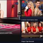 Casinomaxi Canli Casino Oyunları