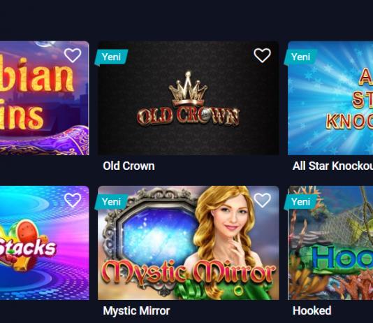 casinomaxi slot oyunlari